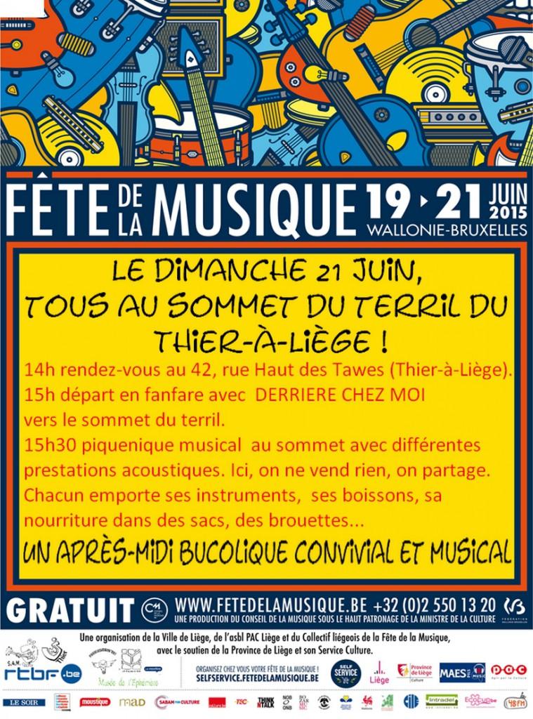 Fête musique 2015 AFFICHE
